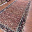 Early 1850 Gallery size Northwest Azarbijan Carpet-3810
