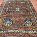 Antique Persian Shiraz / Khameseh Rug-969