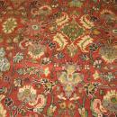 Antique Persian Mahal rug-3387