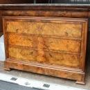 Early 19th c Walnut Commode