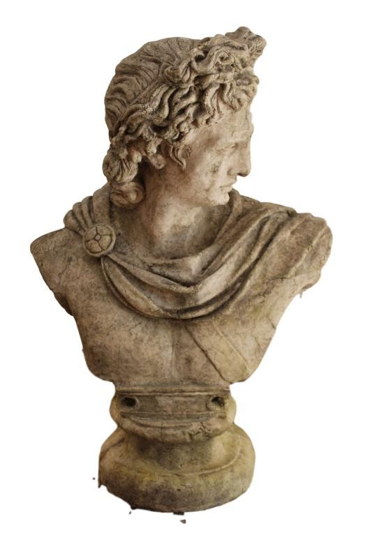 Bust of Apollo