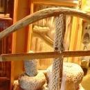 Ancient Fremont Anasazi Effigy Throwing-Fight Stick 100% Authentic