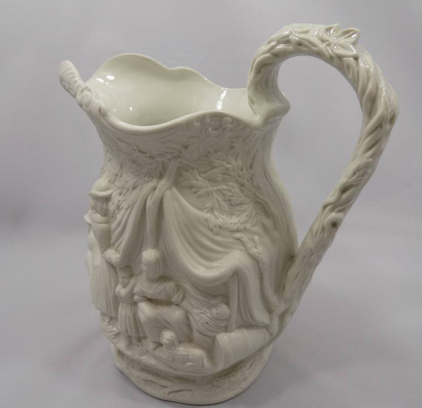 Staffordshire Antique Parian Ware