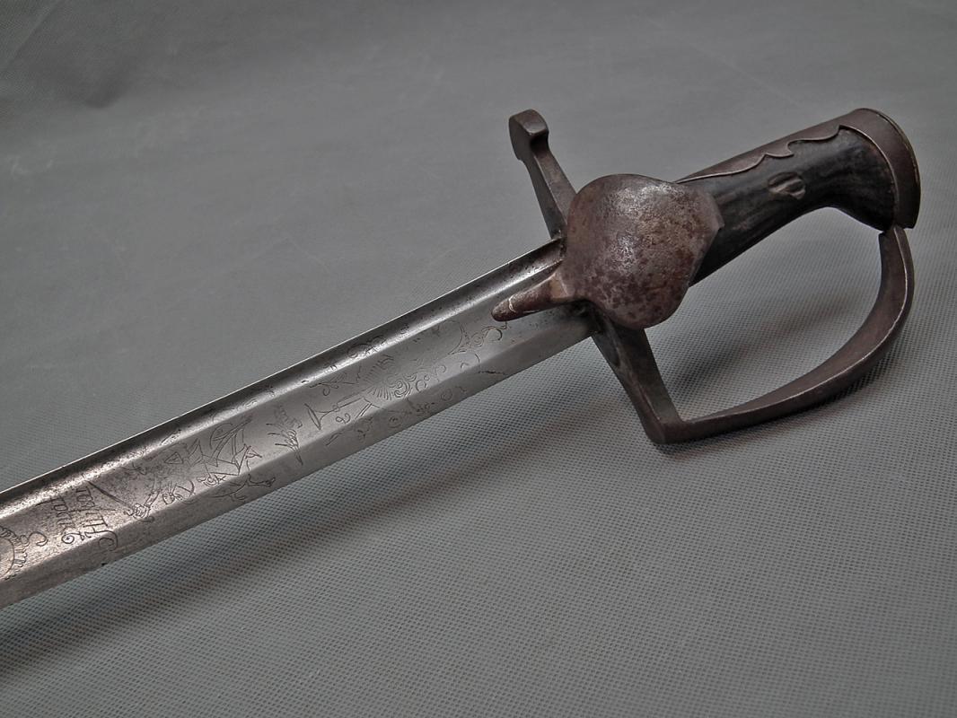 Antique 18th Century Polish Hussar Sword Saber