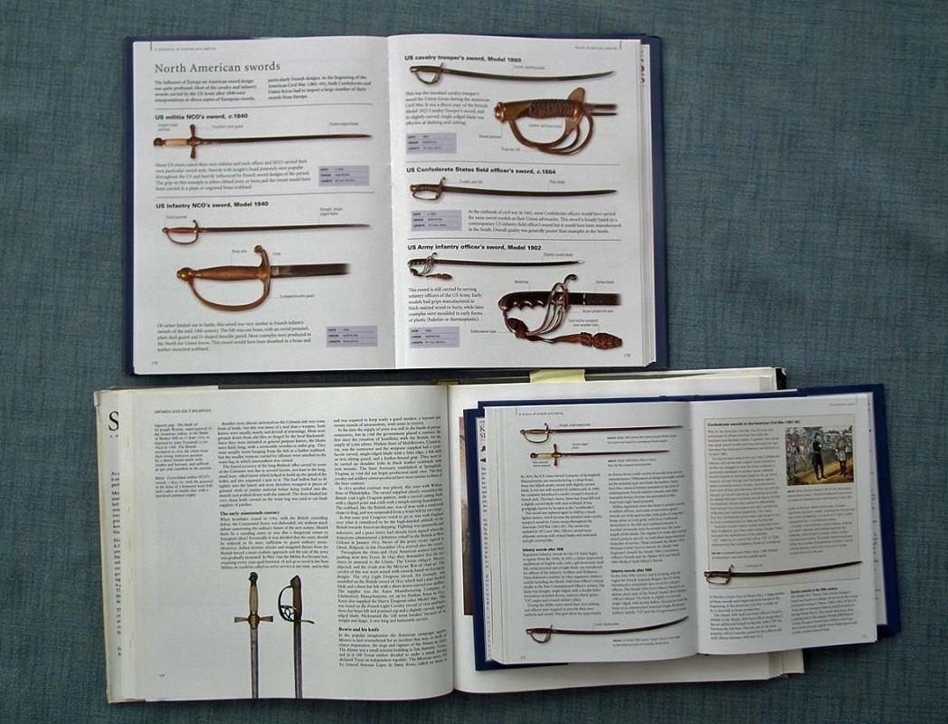 Antique American Civil War N.C.O. Militia Infantry Officer's Sword