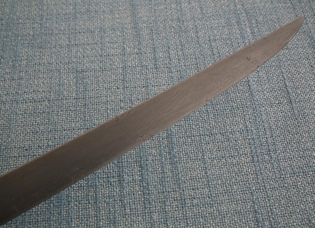 Antique 17th Century Islamic Mughal India Indo Persian Sword Indian Shamshir Damascus Steel