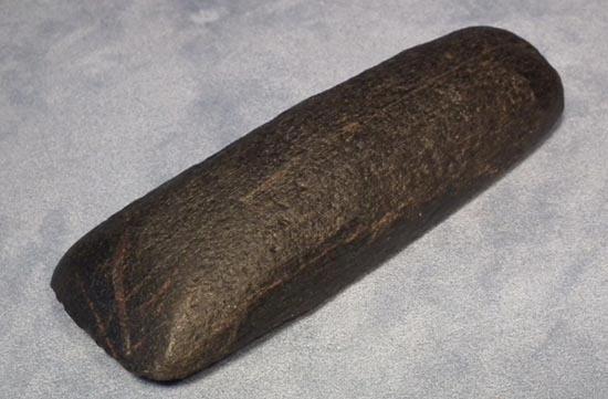 Antique Pre-Columbian Maya Large Stone Celt axe Post-Classic 900-1521 AD