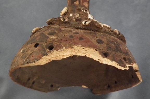 Original 19th – 20th century African Kurumba headdress Adoné