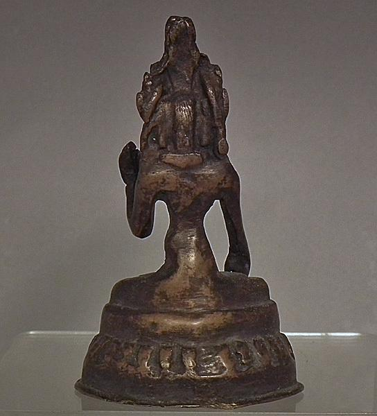 Antique 18th 19th century Sino Tibetan bronze figure of Avalokiteshvara Quan Yin - Kuan Yin
