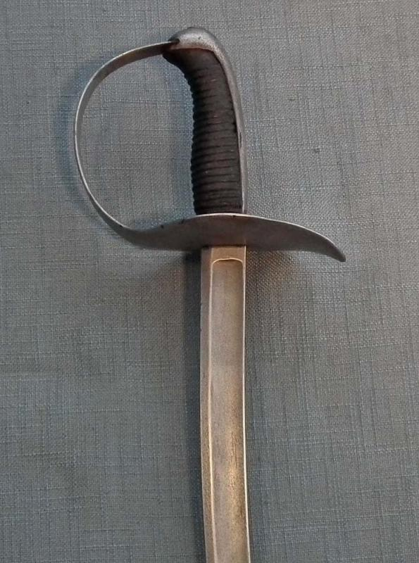 Antique Polish Cavalry Sword Sabre 18th Century Poland