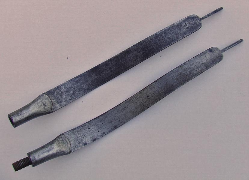 Antique 19th Century Indo Persian Islamic Recurved Steel Bow