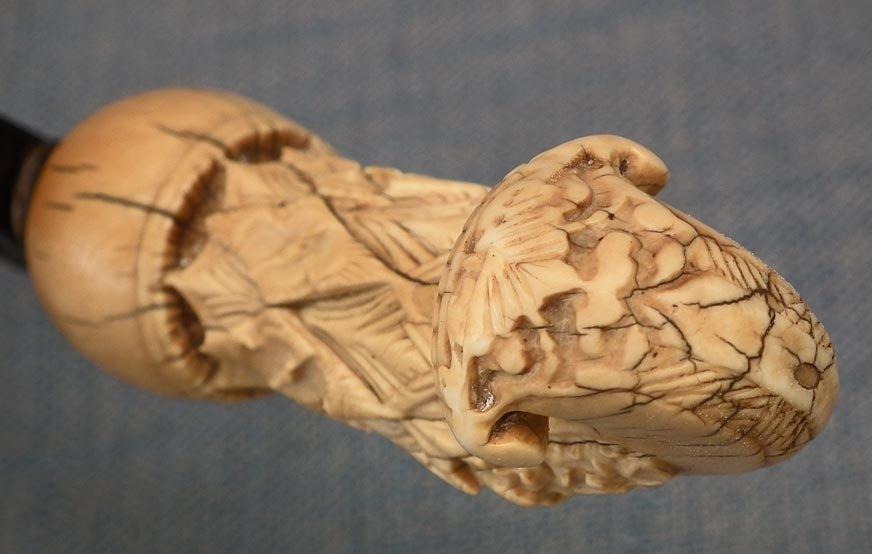 Antique Islamic Indonesian-Java Kris Keris Sword Dagger Madura Donoriko