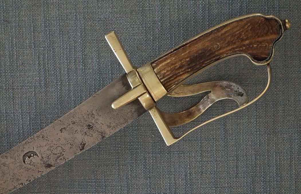 Antique 17-18th century Polish Cavalry Sword With Karabela Style Grip