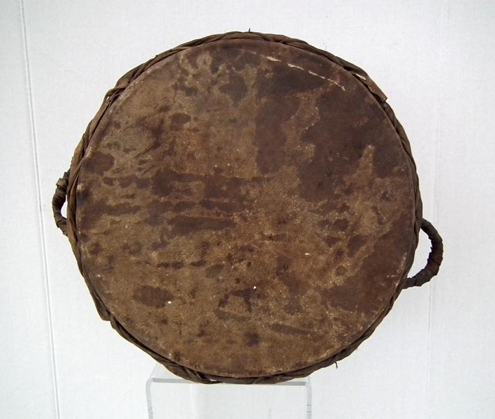 Antique Turkish Ottoman Islamic Military Kettle Drum Timpani 17th-19th century