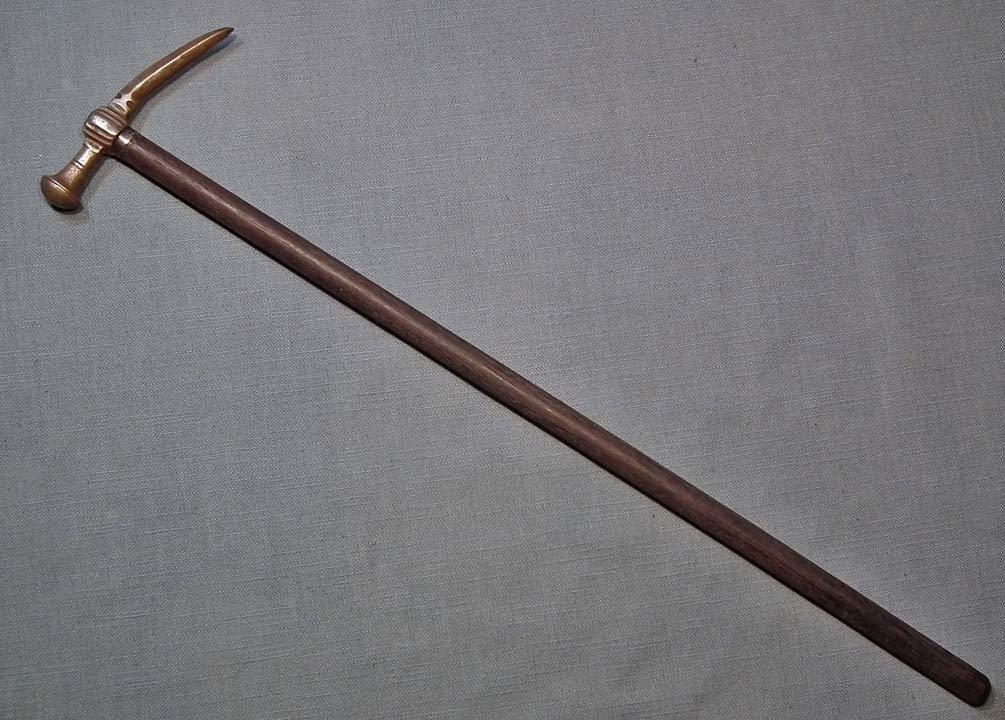 Antique 16th - 18th century Turkish Ottoman Islamic War Hammer