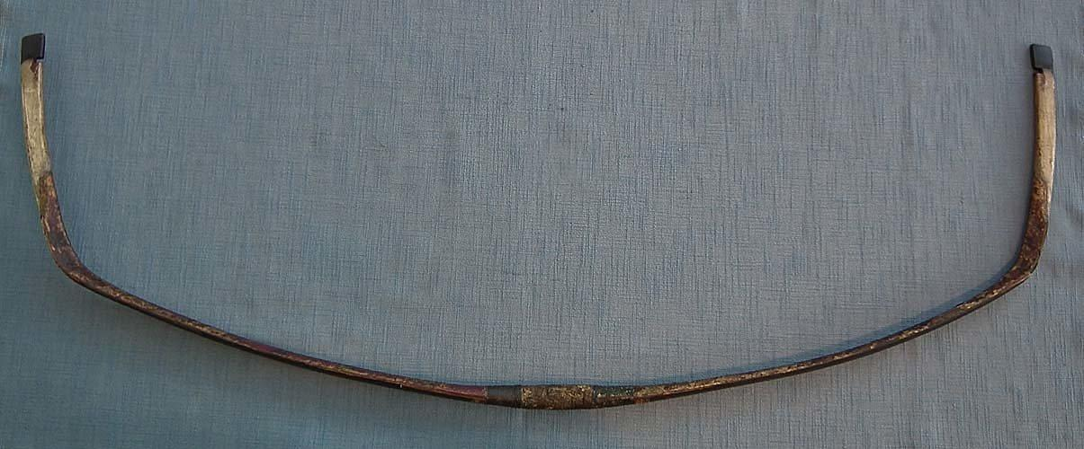 Antique 17th - 19th Century Chinese Qing Dynasty Composite War Bow