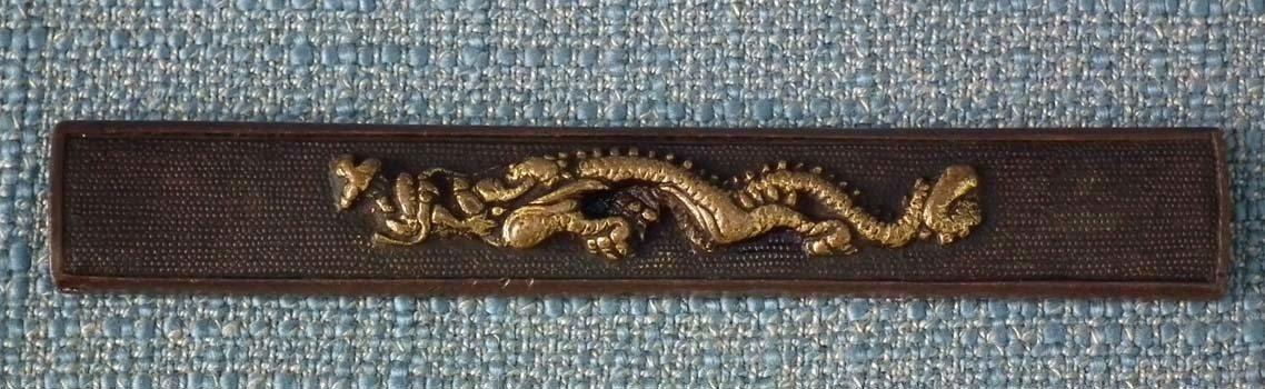 Antique Japanese Samurai Knife Knife Kozuka