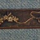 Antique Japanese Samurai Kozuka To Sword Katana Wakizashi Tanto