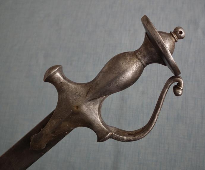 Antique Indo Persian Islamic Sword Shamshir Indian Talwar - Tulwar 18th Century Mughal India