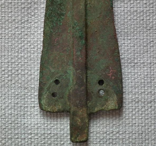Ancient Greek Bronze Short Sword Dagger Bronze Age 1500 B.C.