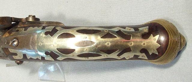 Antique American Trade Gun Pistol, 18th century