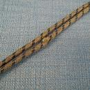 Antique British Royal Navy Officer's Portepee, Knot Tessel For English Naval Sword
