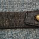 Antique 19th Century British Officer's Shoulder Pouch - Cartridge Box Belt & Sword Strap