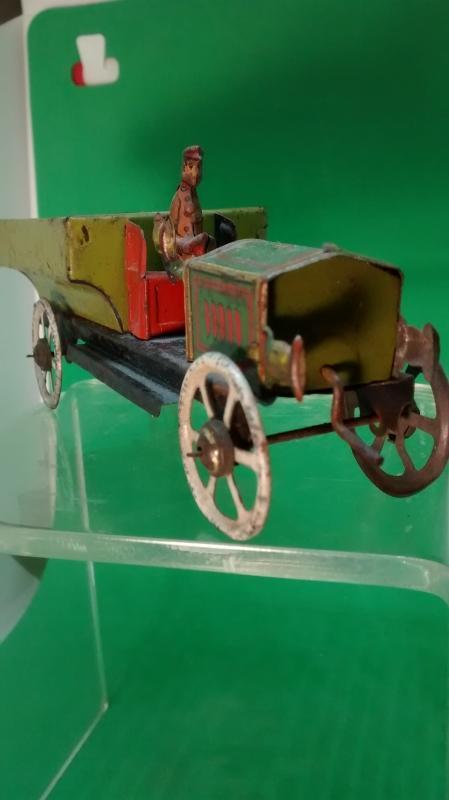 1900's Penny Truck