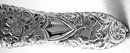 Antique Silver Page Turner Letter Opener, Birmingham 1895 by Geo Unite