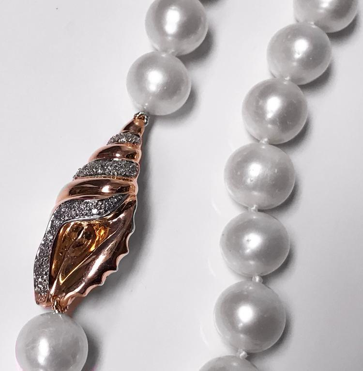 42 inch Strand of Cultured Fresh Water Pearl Necklace