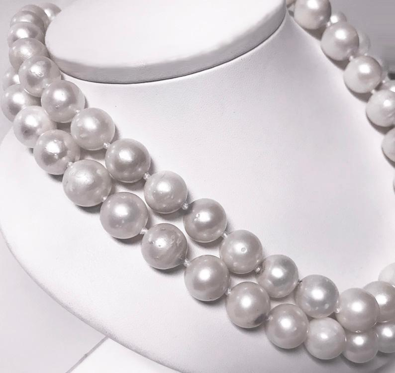 South Sea Cultured Pearls Necklace