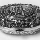Antique Silver Neresheimer Hanau Box, C.1900