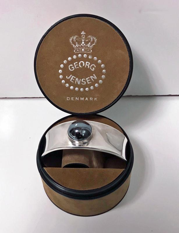 Georg Jensen Sterling Silver Bangle Bracelet #188
