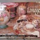 Living With Limoges Hard Cover Collector's Book Debby DuBay Near Mint