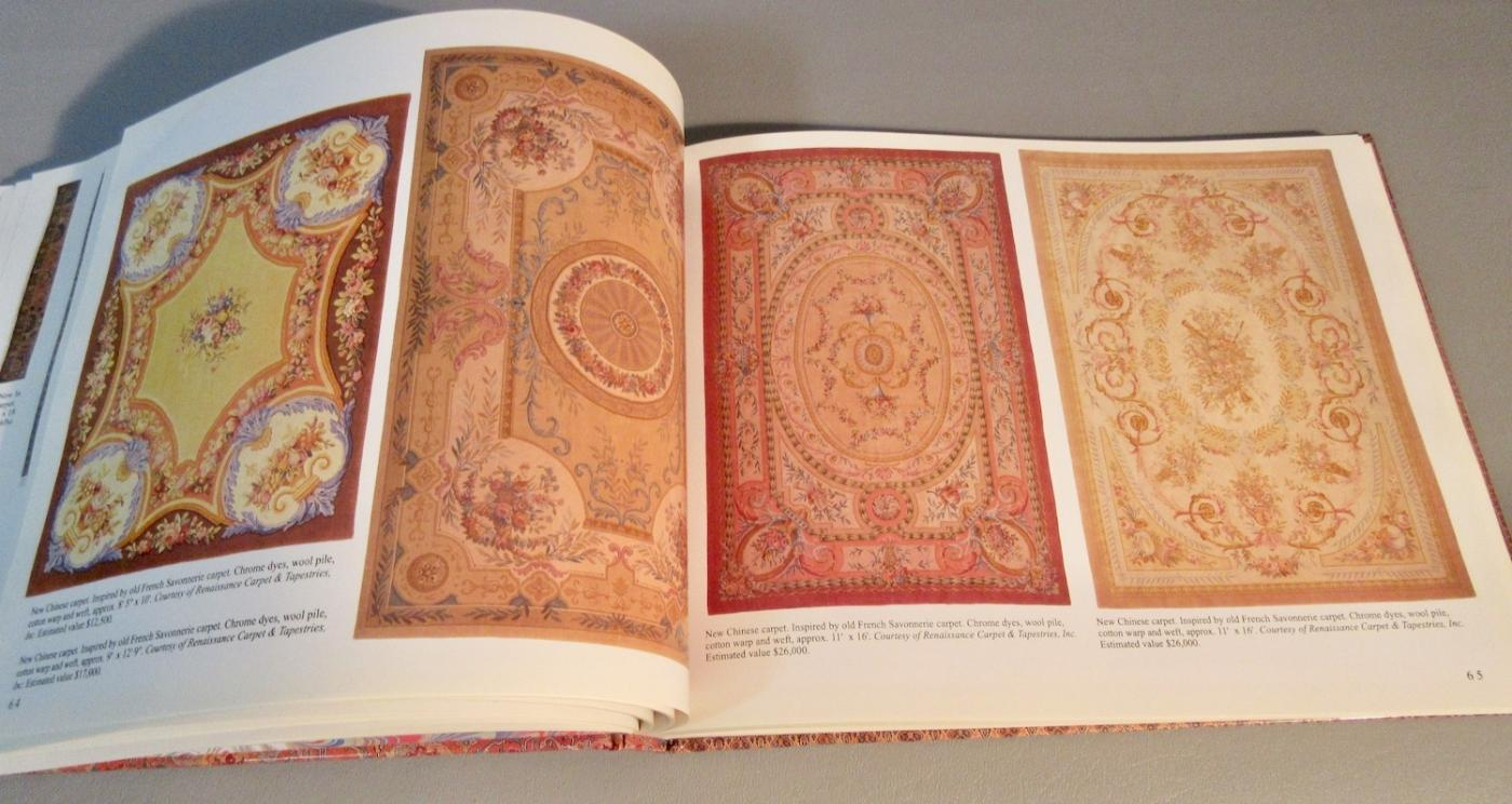 The Illustrated Buyer's Guide to Oriental Carpets Hard Cover Book By Azizollahoff 1st Edition