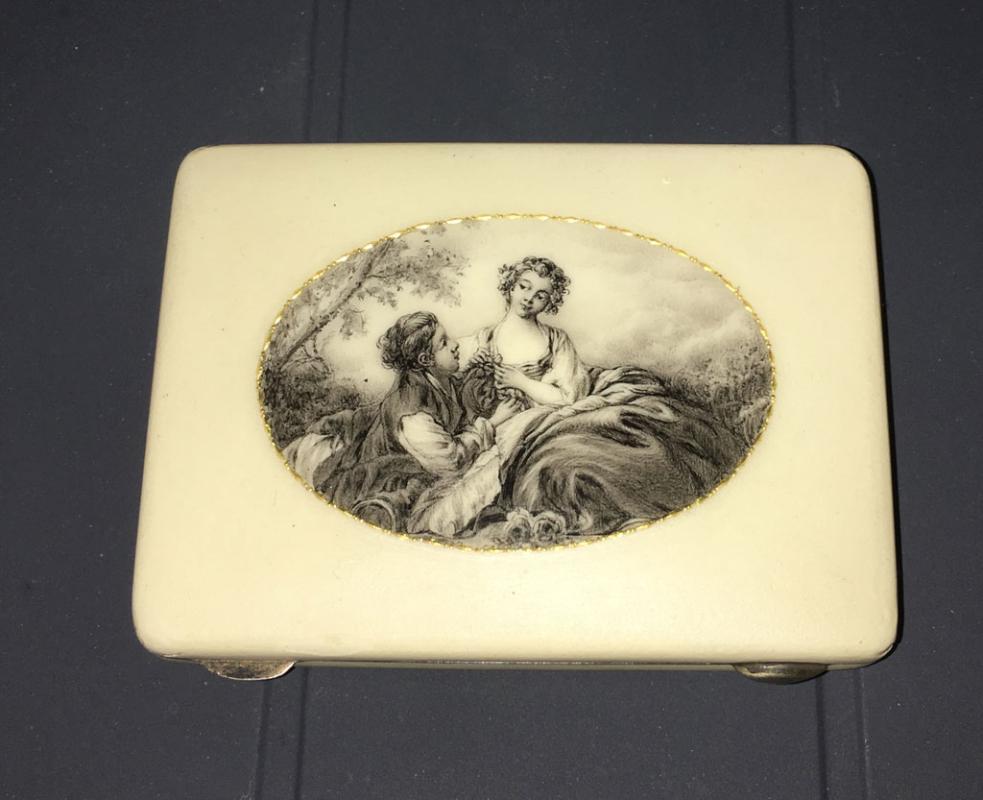 French Pillbox
