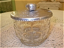 Beautiful Constellation Pattern Condiment with Aluminum Lid