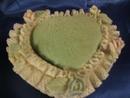 Vintage Ardalt Lenwile China Pin Cushion Covered Box