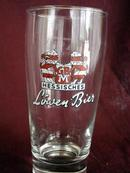 Hessisches Lirven Bier Glass