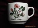 Pretty Flower Coffee Cup from West Germany