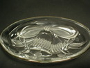 Mikasa Frosted Bells Christmas Trinket Dish