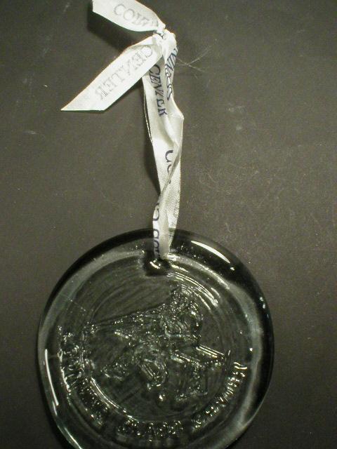 Corning Glass Center Souvenir Hanging Ornament