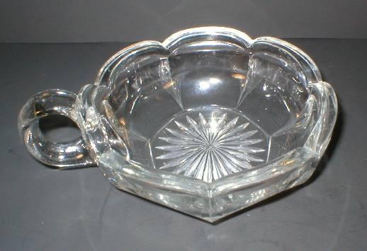 Cambridge Glass Colonial Pattern Nappy