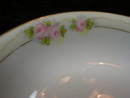 Nippon Noritake Hand Painted Roses Berry Bowl - The Lorraine