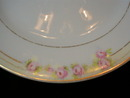 Noritake Hand Painted Roses Luncheon Plate - The Lorraine