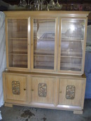 James Mont China Cabinet