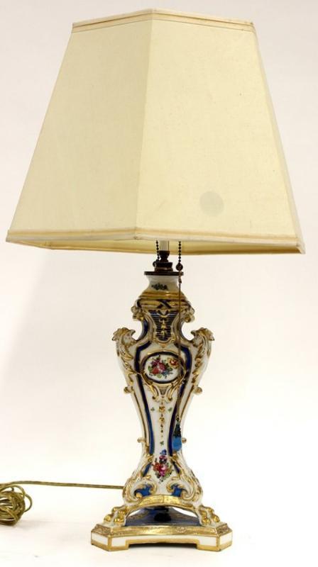 Dresden Lamp