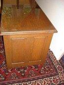 Antique Oak Child Desk