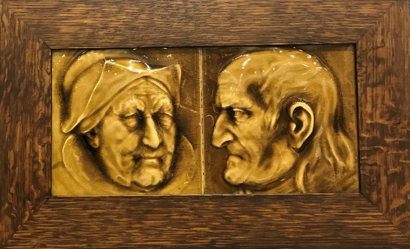 American Portrait Tiles