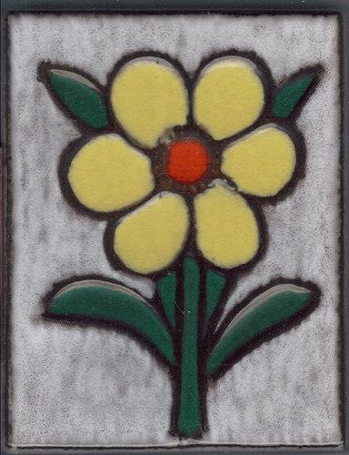 Modern German Tile Buckeburg